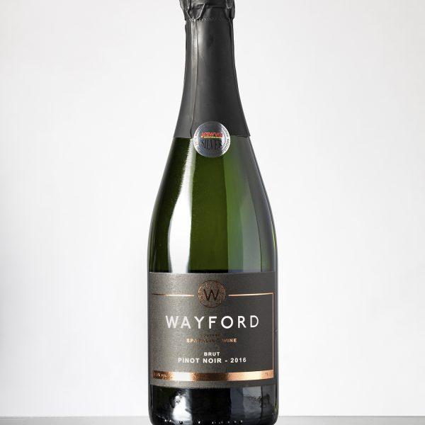 Wayford Brut Pinot Noir 2017 Vintage